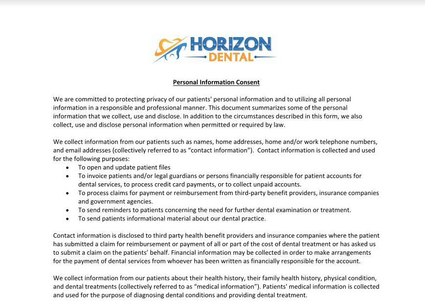 About us and Dr Aws Naeem | Horizon Dental