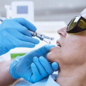laser oral care